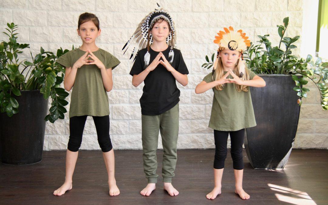 Indian Balance for Kids II  | Zusatzmodul  |  08 2021
