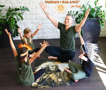 Indian Balance® for KIDS Ausbildung