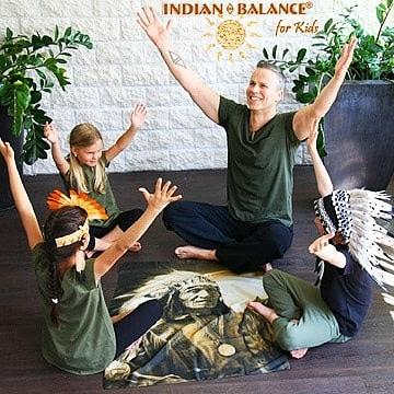 INDIAN BALANCE ® for Kids