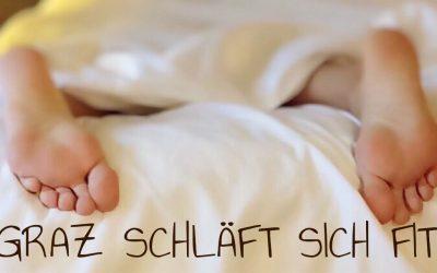 Graz schläft sich Fit!